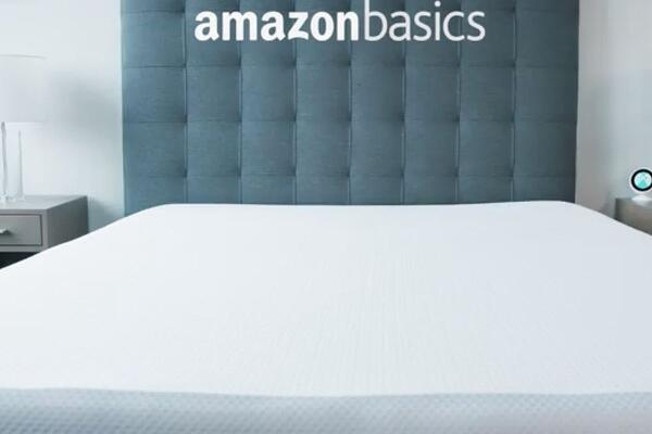 Amazon is among the low-cost competitors for Mattresses in the US
